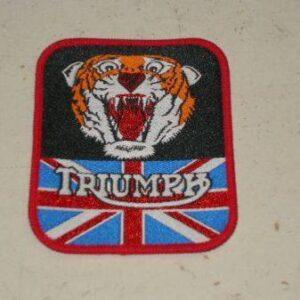 Verrassend opnaai embleem Triumph – De Groot BSA KJ-88